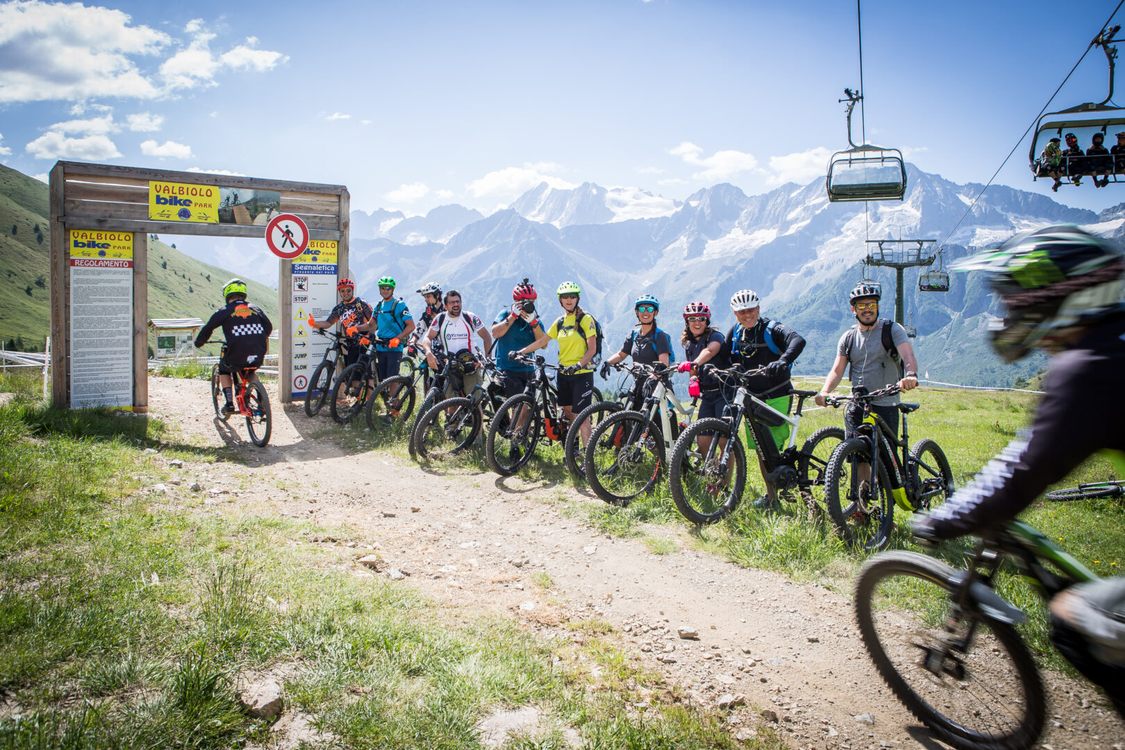 Ponte di Legno Tonale Bike Days